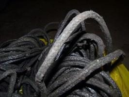 Набивки, верёвки, луб