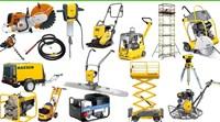 Оборудование, инструмент, приборы