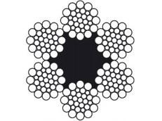Канат стальной 25,5мм ГОСТ 16853-88