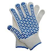 Перчатки 10 класс 6 нитка волна