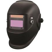 Щиток сварщика WEGA черный с АСФ GX 400X DIN 9-13 110x90