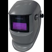 Щиток сварщика WEGA серый с АСФ GX 400X DIN 9-13 110x90