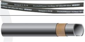 Рукав ф 31,5 мм для воды и воздуха PL1S Pраб=20 (50)